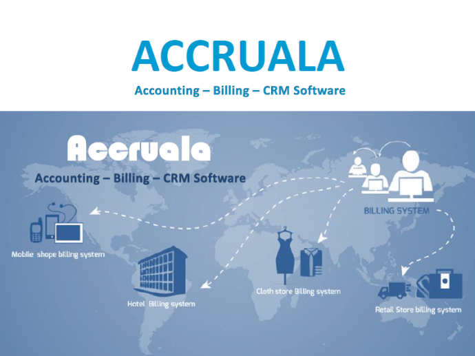 best accounting, billing, crm software